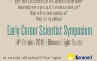 Early Career Scientists Symposium