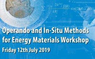 Operando and In Situ Methods for Energy Materials Workshop