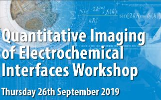 Quantitative Imaging of Electrochemical Interfaces Workshop