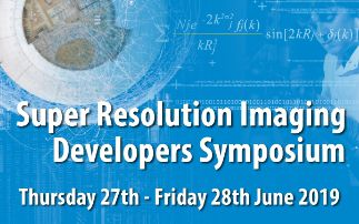 Super Resolution Imaging Developers Symposium 2019