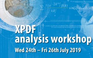 XPDF Analysis Workshop 2019