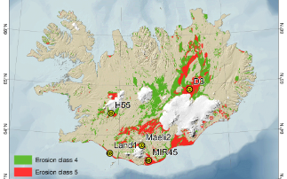 Black rain: how Icelandic dust affects the global climate