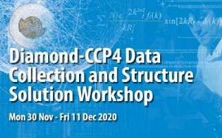 Diamond-CCP4 Data Collection and Structure Solution Workshop 2020