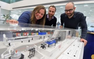 First ever Synchrotron School for Engineers