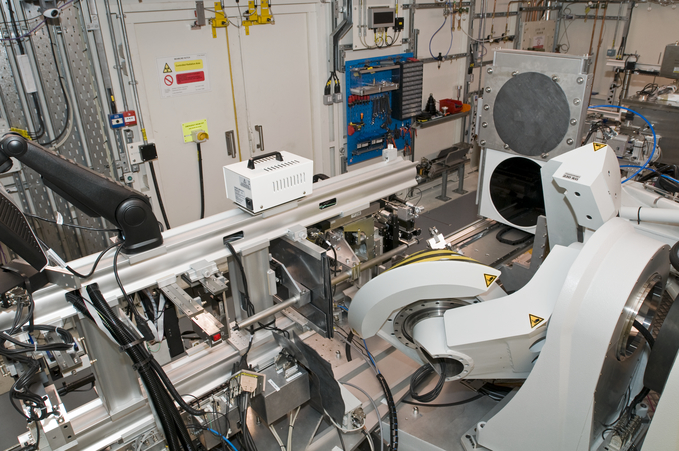 I15 beamline at Diamond