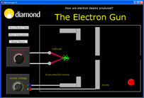 Diamond supports new tools for Physics teachers