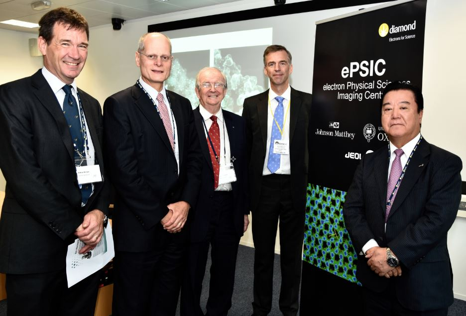 World-leading ePSIC facility launched